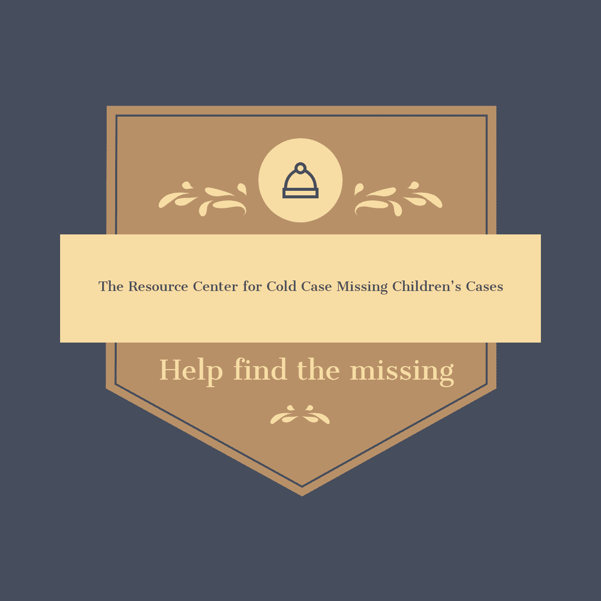 The Resource Center For Cold Case Missing Children's Cases